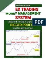 Forex Trading Money Management - Don Guy