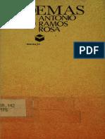 Poemas de Antonio Ramos Sosa - Rodolfo Alonso