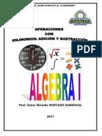 Algebra Folleto Adicion y Sust. de Polin