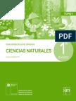 Ciencias Naturales 1º básico - Guía didáctica del docente tomo 1.pdf