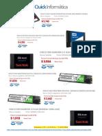 Quick Informatica SSD
