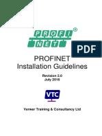 29369 PROFINET Installation Guide V2 0