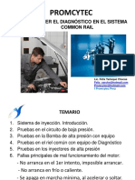 Cómo Hacer El Diagnóstico en El Sistema Common Rail