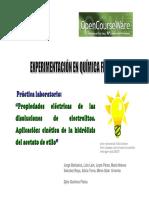 Practica 7 Conductividad