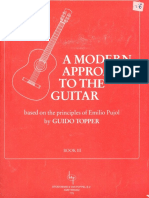 A Modern Approach to the Guitar ,Bases on the Principles of E.Pujol VOL.3 - Guido Topper.pdf