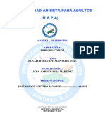 Tarea No. 1- Derecho Civil Vi