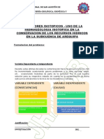 Proyecto de Investigacion - rio chili