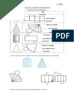 Redes de Cuerpos Geométricos