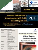 Queratitis no infecciosas