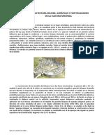 Tema 12. Arquitectura Militar