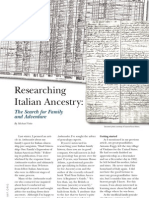 14 Researching Italian Ancestry