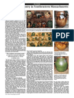 Southeastern Massachusetts Pottery Industry - June 2018 Issue of Maine Antique Digest