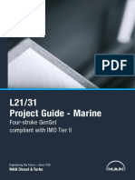 L2131-VBS-Project Guide-Four-stroke GenSet-compliant With IMO Tier II