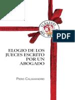 ELOGIO DE LOS JUECES ESCRITO POR UN ABOGADO