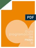 Programación VTR Mayo 2018
