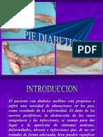 2.Pie Diabetico