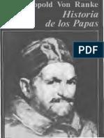 Leopold Von Ranke  - Historia-de los papas en la epoca moderna.pdf