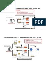 Checker 3.0 Esquema Comprobador de Red Fase y Neutro Listado y Notas