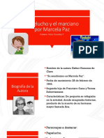 Presentación Libro Papelucho y El Marciano