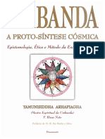 Umbanda - A Proto-sintese Cosmica - f. Rivas Neto - Yamunisiddha Arhapiagha