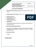 GI 2 - Reglamento de Aprendiz