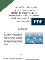 Unidad 5 Modelos de Optimizacion