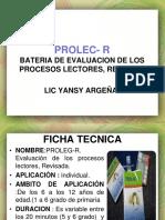 prolec- r