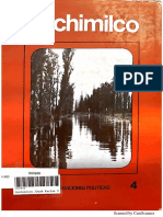Xochimilco, Delegaciones Políticas