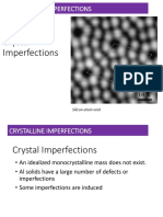 Crystal Imperfections