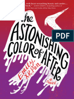 The Astonishing Color of After 2 by Emily x r Pan