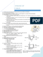 ODONTOGENIC DISEASE of the MAXILLARY SINUS - Dental eBook & Lecture Notes PDF Download (Studynama.com - India's Biggest Website for BDS Study Material Downloads)