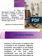 Therapeutic Dentistry Histology of Teeth Dental Charting - Dental eBook & Lecture Notes PDF Download (Studynama.com - India's Biggest Website for BDS Study Material Downloads)