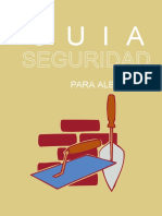 Albañil Guía