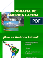 Geografia America Latina