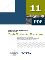 História Oral do Supremo - Volume 11 - Luís Roberto Barroso.pdf