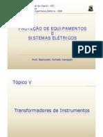 Topico 8 - Transform Adores de Instrumentos