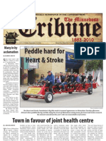 Front Page - September 24, 2010