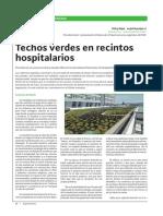 2016.16 Techos Verdes en Recintos Hospitalarios