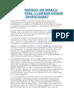 15- DEFINIENDO UN MARCO CONCEPTUAL 1 (DESDE DÓNDE INVESTIGAR).docx