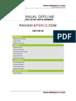 Manual Offline