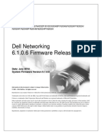 Dell Networking 6.1.0.6 Release Notes