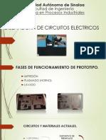 Diseñadora de Circuitos Electricos