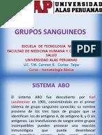 Grupo Sanguineos