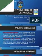 Tema 1 Proyectos de Desarrollo