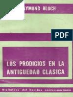 Bloch, Raymond - Los Prodigios en la Antigüedad Clásica.pdf