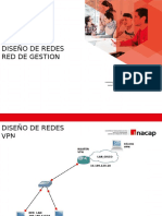 Diseño Red VPN