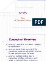 Array Slides