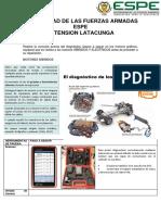 Diagnostico de Motores Hibridos y Electricos