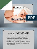 Materi 2. Imunisasi, dampak dan penanganannya.pptx