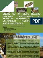 Micro Rre Leno Sanita Rio